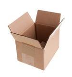 коробка открытая Стоковое Изображение