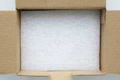 коробка открытая Стоковая Фотография RF