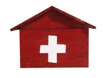 коробка первое помощи Стоковая Фотография RF