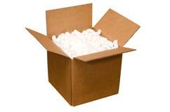 Коробка перевозкы груза Стоковые Фотографии RF