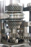 Коробка передач стоковое изображение rf