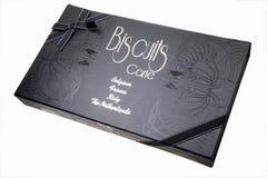 коробка печенья Стоковое Фото