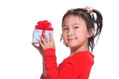 Коробка подарка Стоковое Изображение RF