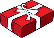 Коробка подарка бесплатная иллюстрация