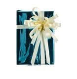 Коробка подарка Стоковое Изображение