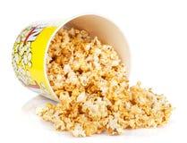 Коробка попкорна Стоковое Изображение RF