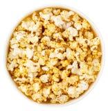 Коробка попкорна Стоковая Фотография RF