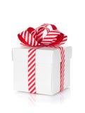 Коробка подарка рождества Стоковые Изображения