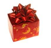 коробка присутствующая Стоковая Фотография
