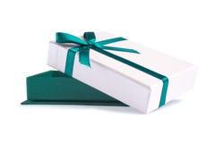 коробка присутствующая Стоковые Фотографии RF