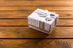 коробка присутствующая Стоковые Изображения
