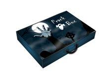 Коробка проказы хеллоуина Стоковое Изображение