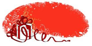 коробка процветает красный цвет Стоковая Фотография RF