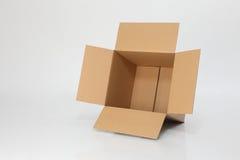 коробка пустая Стоковое Фото