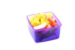 Коробка плодоовощ стоковая фотография rf
