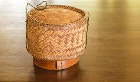 Коробка риса Стоковые Изображения RF