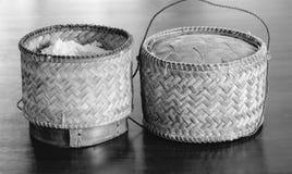 Коробка риса Стоковая Фотография RF