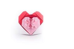 Коробка сердца Стоковые Изображения RF
