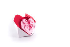 Коробка сердца Стоковое Фото