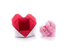 Коробка сердца Стоковое Изображение