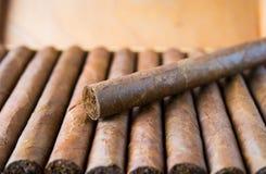 Коробка сигар стоковое изображение rf