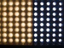 Коробка СИД светлая стоковая фотография rf