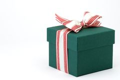 коробка смычка Стоковая Фотография