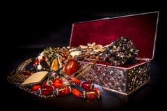 Коробка сокровища стоковое фото