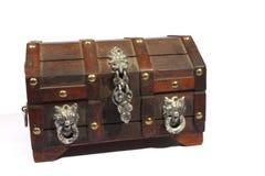 Коробка сокровища Стоковые Изображения RF