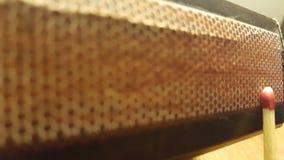 Коробка спички Стоковые Фото