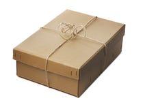 коробка старая Стоковые Фото