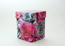 Коробка с закрытой крышкой Стоковое Изображение
