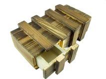 Коробка с секретом Стоковые Изображения