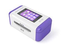 Коробка с smartphone Стоковые Изображения RF