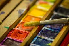 Коробка цветов Стоковая Фотография RF