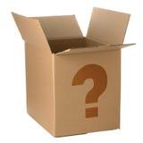 коробка что Стоковое Изображение
