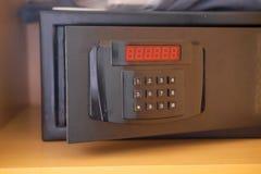Коробка электронной безопасности Стоковые Изображения
