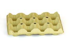 Коробка яичка картона Стоковые Изображения RF