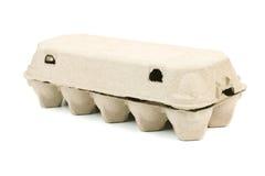 Коробка яичка Стоковая Фотография