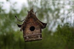 Коробка для птиц, который нужно развести Стоковое фото RF