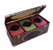 Коробка для чая Стоковая Фотография RF