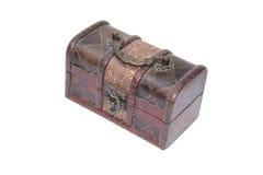 Коробка для ювелирных изделий Стоковые Фото