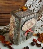 Коробка для ювелирных изделий стоковое изображение rf