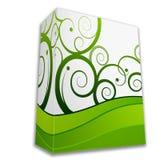 коробка 3d Стоковые Фотографии RF