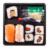 Коробка Bento Стоковые Изображения RF