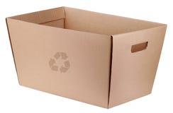Коробка Eco Стоковая Фотография