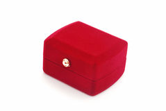 Коробка Jewellery Стоковая Фотография
