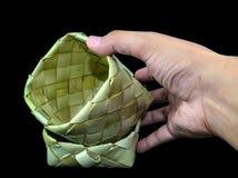 Коробка Weave Стоковые Фотографии RF