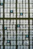 коробки архивохранилищ Стоковая Фотография RF