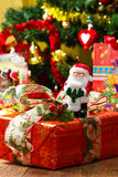 Коробки подарка рождества Стоковые Фото